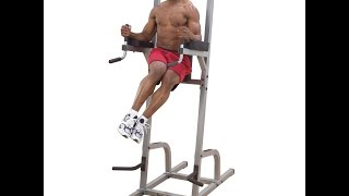 Body Solid Vertical Knee Raise GVKR82