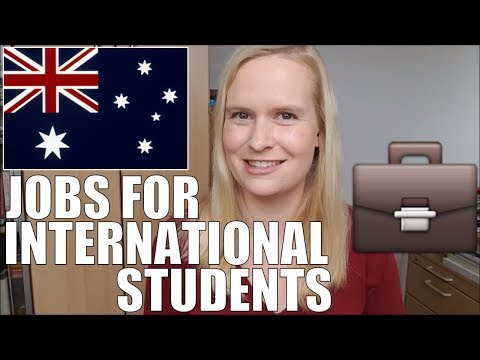 How To Find Work In Australia As An International Student