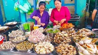 Kỳ lạ Hàng Ốc 10h sáng nhưng đã đông khách ở Sài Gòn