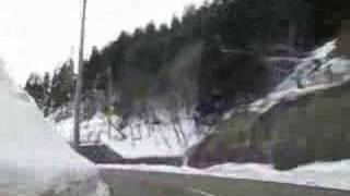 ホワイトピア~ひるがの高原スマートIC(岐阜方面)