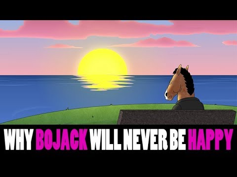 Bojack Horseman: The Hedonic Treadmill and the Psychology of Happiness