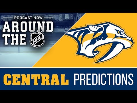 NHL Central Division Predictions (2017-2018 Season) - Around The NHL Episode 8