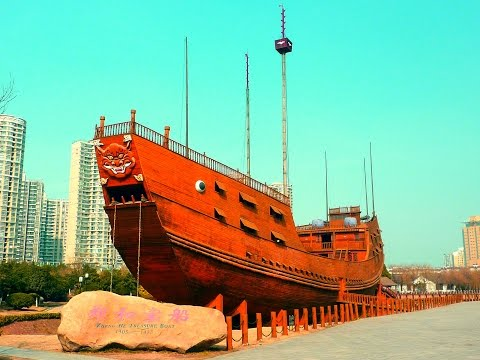 The World's Longest Wooden Ships