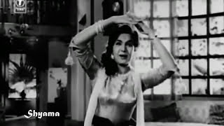kare kare badra..Bhabhi1957- Lata- RajinderKrishan- Chitragupt..a tribute the naughty prettiness