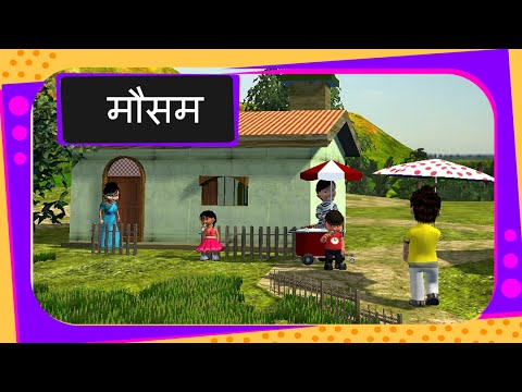 Science - What is Weather - Basic - Hindi