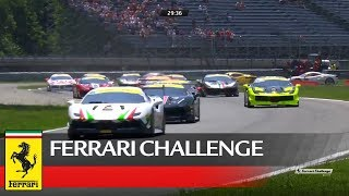 Ferrari Challenge Europe - Monza 2017, Coppa Shell Race 2