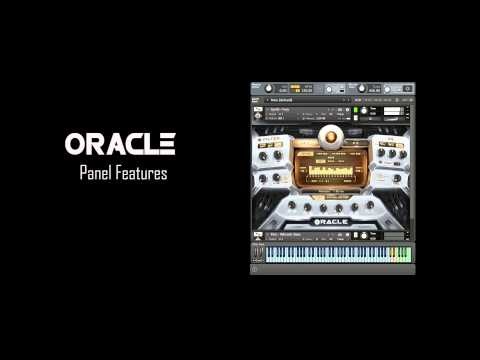 Oracle - Technical Walkthrough - Panel Controls
