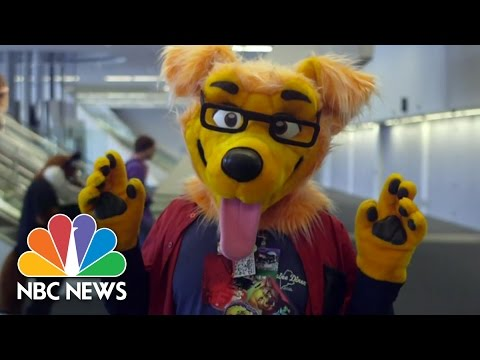 Furries Of Anthrocon: Beneath The Fursuit | NBC News