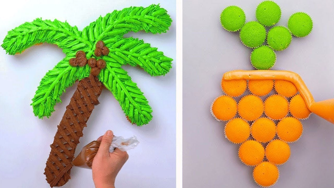 Top 12 Clever and Stunning Cupcakes | Fun and Creative Cupcake Decorating Ideas | Yummy Cookies