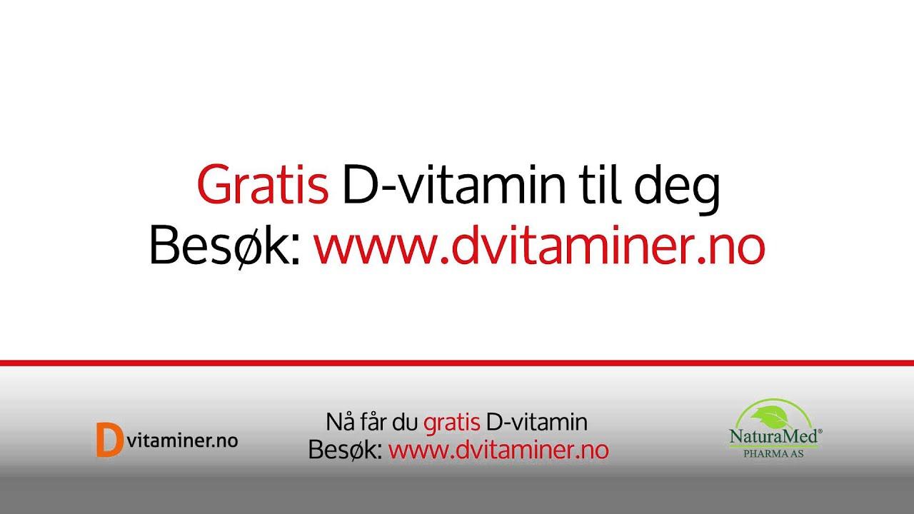 gratis d vitamin