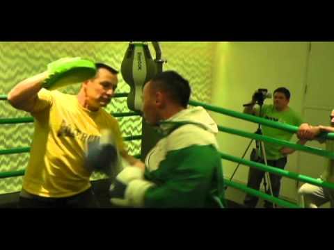 Anthony Hickey Boxing Dublin
