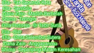 Lagu Slow Rock Wanita 80-90an | Slow Rock Malaysia | Diantara Lagu Hit | Lagu Malaysia Lawas 80-90an