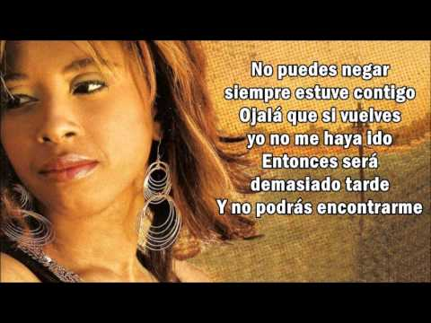 Lilly Goodman - Iglesia  (LETRA)
