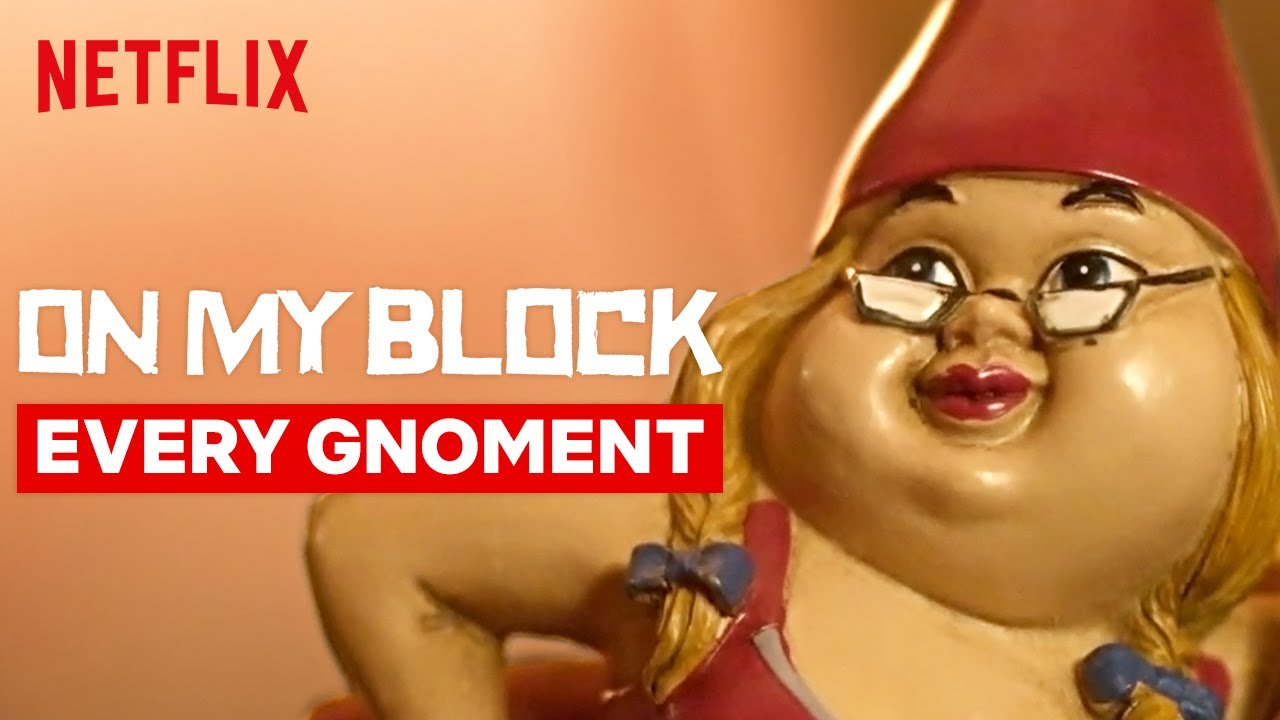 Every Gnome in On My Block | Netflix