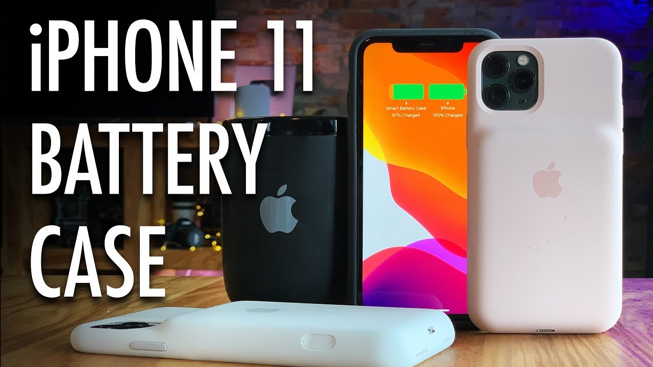 Review Of iPhone 11 Battery Case