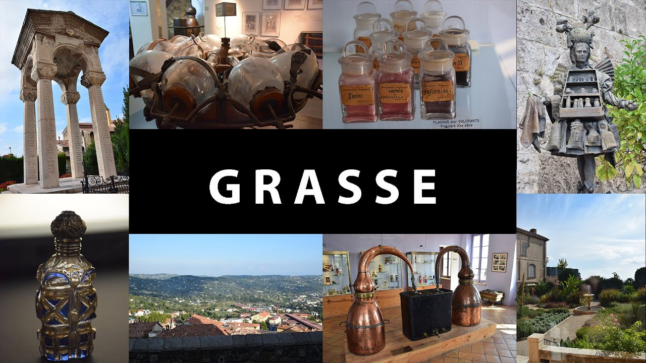 Grasse: Perfume Capital of the World! - YouTube