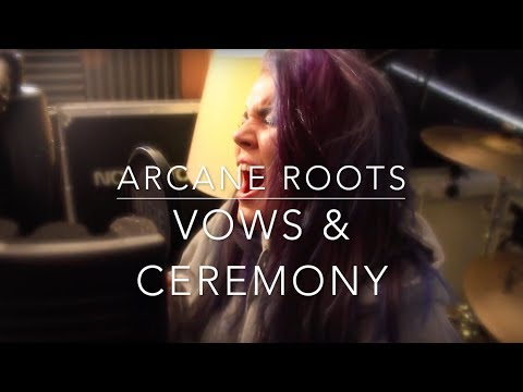 Arcane Roots - Vows & Ceremony - Cover - Imogen Storey - Lyrics