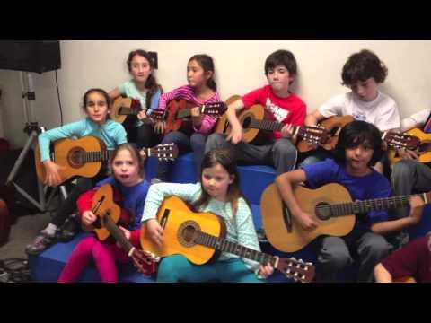 Brandeis Hillel Day School marin music 2015