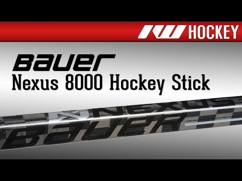 Bauer Nexus 8000 Hockey Stick Review