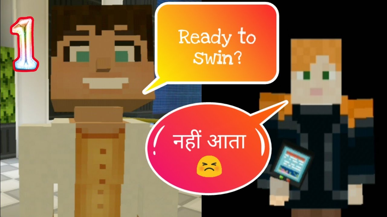 Minecraft Pe Marine Biologist Roleplay Survival Gameplay In Hindi Part 1 Youtube Minecraft Multiplayer Minecraft Minecraft Survival