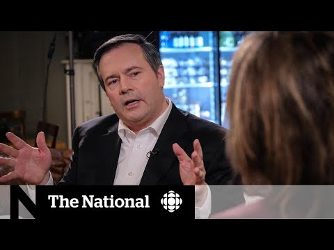 Jason Kenney: The man fighting for Alberta's top job