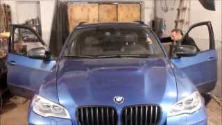 Автоматическая тонировка BMW X5M(Автоматическая тонировка BMW X5M., 2014-03-22T19:03:42.000Z)