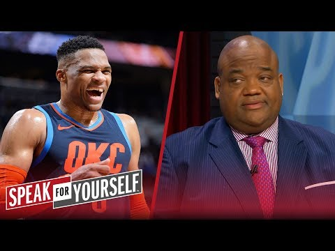 Jason Whitlock makes a case why Russell Westbrook's mentality is bad | NBA | SPEAK FOR YOURSELF