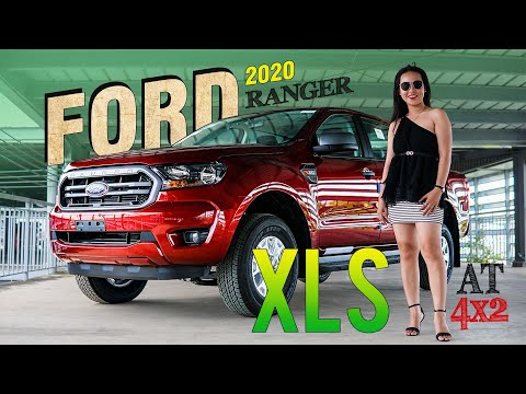 Ford Ranger XLS 2020 Giá 625 Triệu| Xe Bán Tải Ford Ranger 1 Cầu Số Tự Động Bán Chạy Nhất| Gái Mê Xe