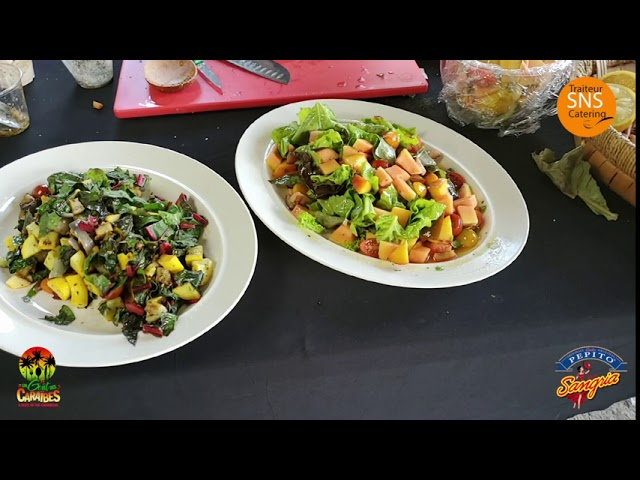 TOTC 2020 - S1:E2 - Cooking with SNS Catering @ Jardins Lakou (Capsule 2)