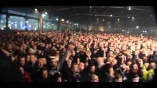 Cock SParrer - Watch Your Back  - Live in Berlin