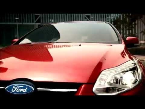 Тест модельного ряда Ford