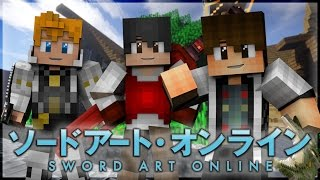 "Minecraft Sword Art Online Roleplay Episode 3 - ""Revelations"" [Minecraft Anime Roleplay]"