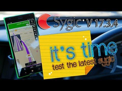 Sygic v.17.3.4 GPS Navigation for Android