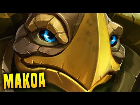 Rampage Makoa Has To Be One Of The Best! | Paladins