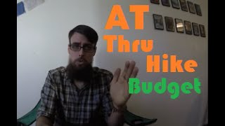 AT Thru Hike Budget