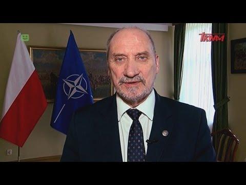 Głos Polski - min. Antoni Macierewicz