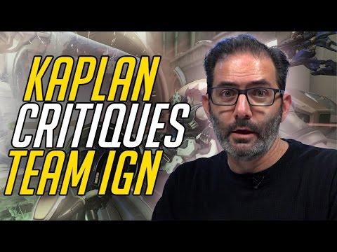 Jeff Kaplan Responds To IGNs Overwatch Comments Doovi