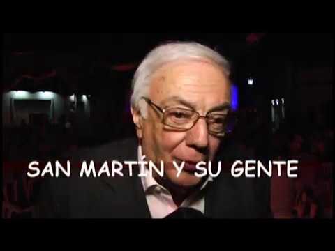 SAN MARTÍN Y SU GENTE 3.5.2020