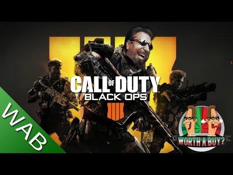 Call of Duty Black OPS 4 - Worthabuy?
