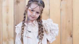 Boho Side Braids | Festival Hair | Coachella | Cute Girls Hairstyles
