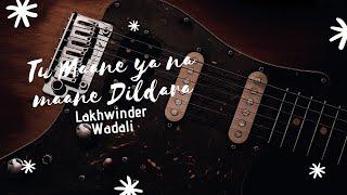 Tu Maane Ya Na Maane Dildara | Lakhwinder Wadali | Live Show