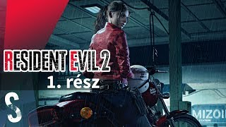 Resident Evil 2: Remake [HARDCORE] CLAIRE 1st végigjátszás 1.rész