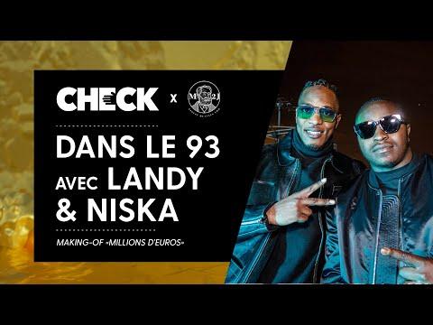 Youtube: Sur les toits du 93 avec Landy & Niska