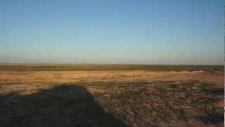 ウズベキスタン トプラクカラの遺跡