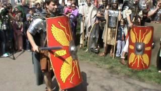 Гладиаторские бои!