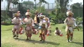 danzante de tijeras ccarccaria en vivo
