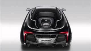 McLaren Unique X-1 Concept 2012 Videos