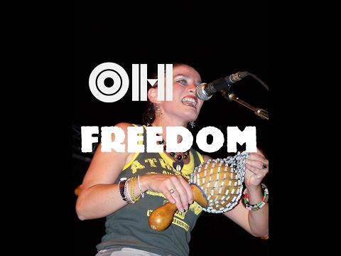 Nathalie Gomes Ft. Mawana Afrobeat - Oh Freedom (upepo wa uhuru)