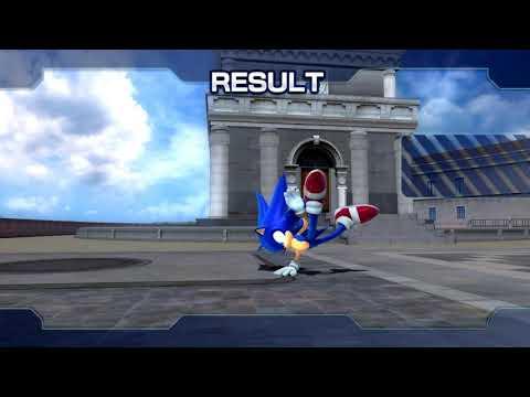 "Sonic The Hedgehog (360): Mission 1 - Sonic (No Gems) - Speed Run (0'10""983)"