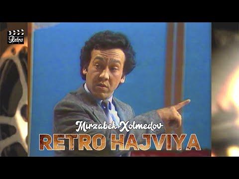 Mirzabek Xolmedov - Retro Hajviya 1988